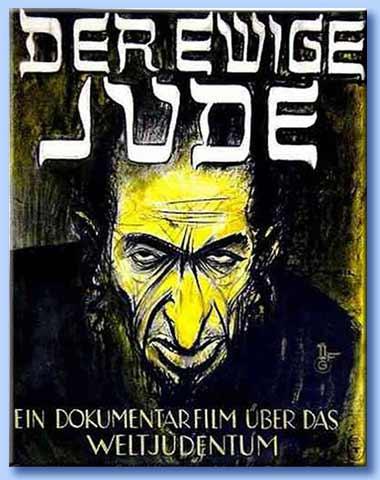 propaganda nazista antisemita
