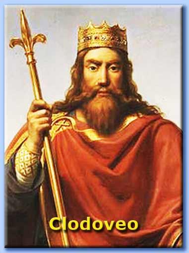 clodoveo re dei franchi