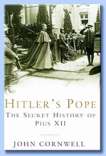 the hitler's pope - john cornwell