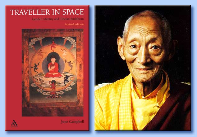 traveller in space: gender, identity and tibetan buddhism - kalu rinpoche