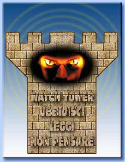 controllo mentale esercitato dalla watchtower