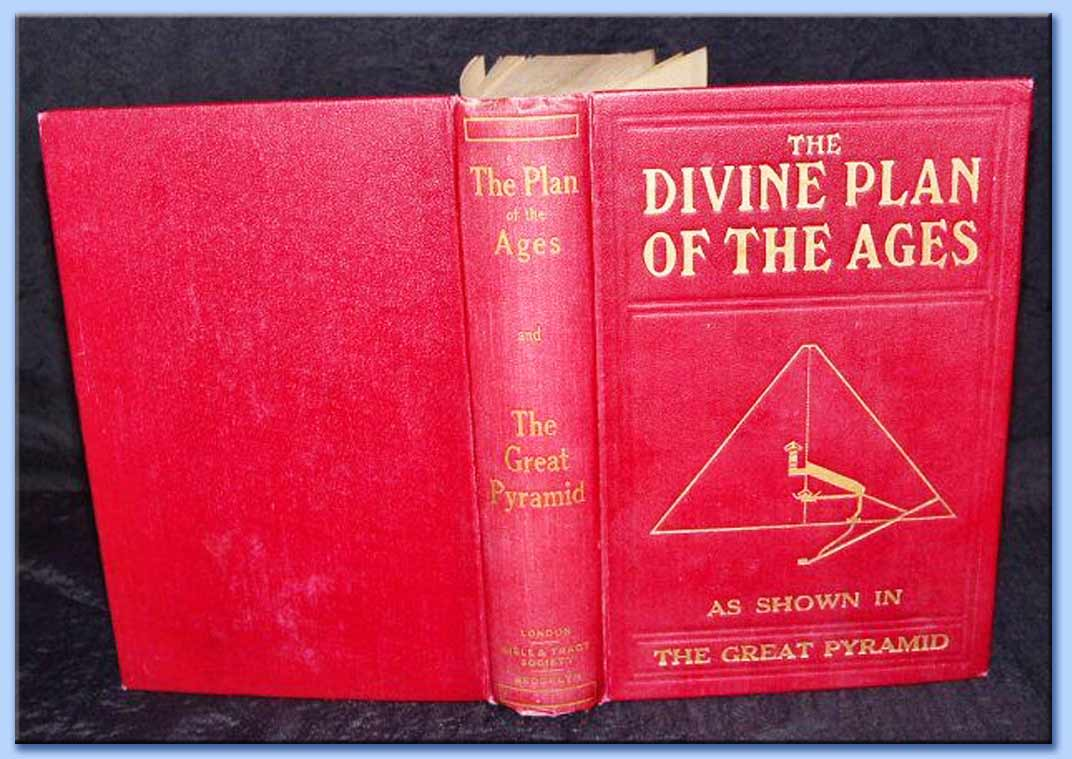 the divin plan of ages - charles taze russell