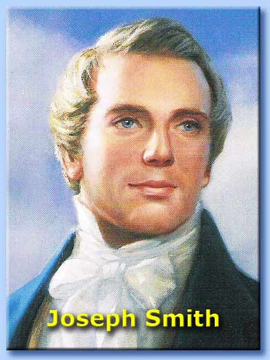 joseph smith jr. fondatore dei mormoni