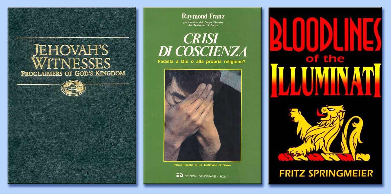 libri sui testimoni di geova