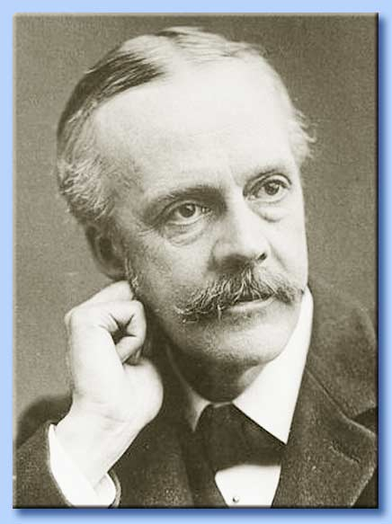 lord arthur james balfour
