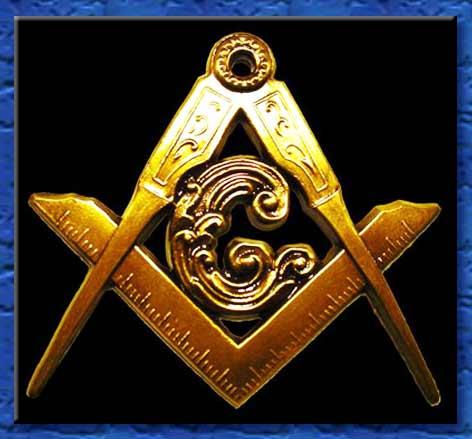squadra e compasso - simboli della massoneria