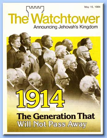 la torre di guardia - generazione del 1914