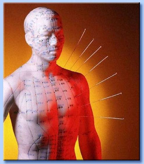 agopuntura - energia