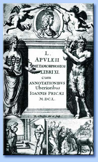 apuleio - metamorfosi