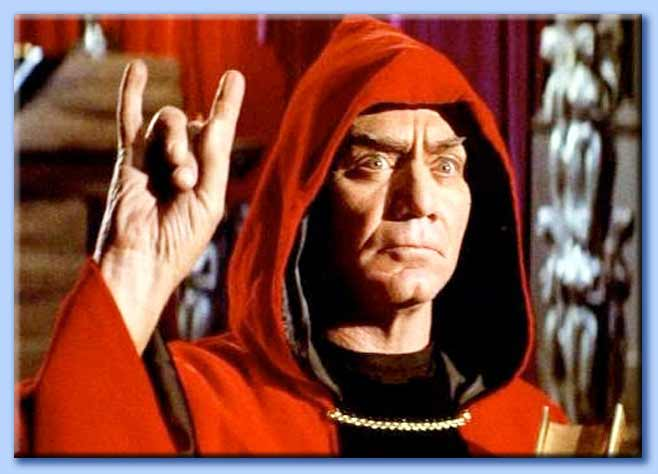 ernest borgnine - the devil's rain
