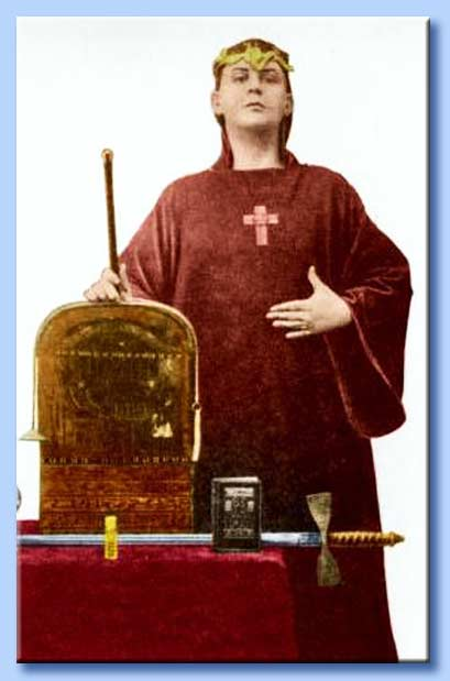 aleister crowley il magus
