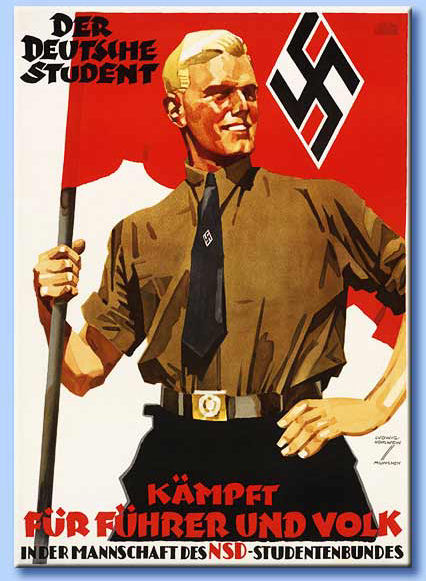 Nazi Propaganda In English | www.imgkid.com - The Image ...