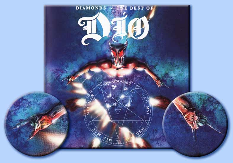 dio - diamonds - corna