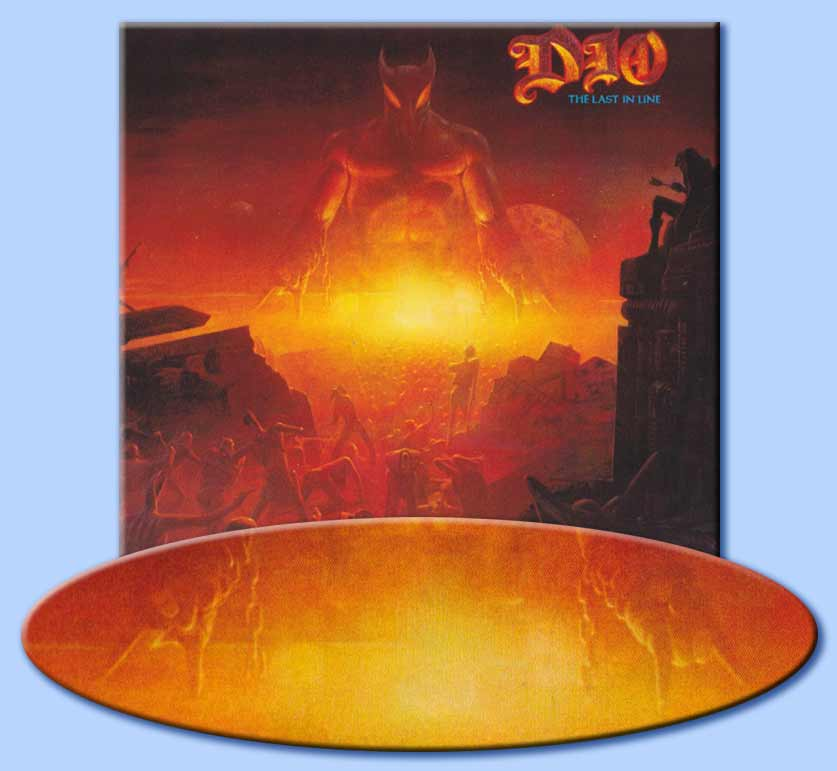 dio - the last in line - corna