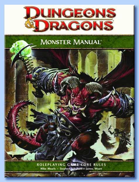 pdf d&d4 monster book