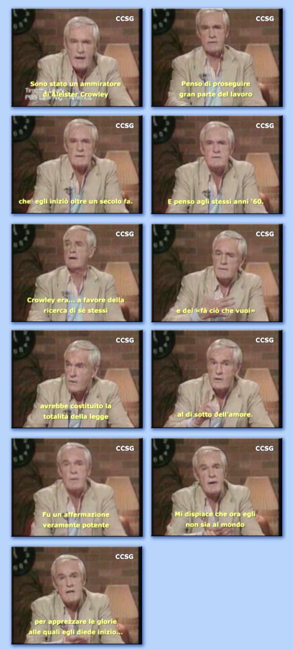 gallery timothy leary on crowley