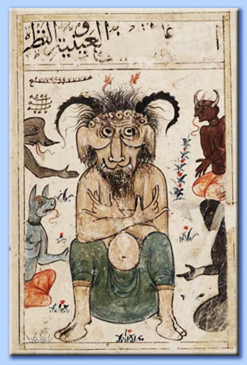 iblis - satana