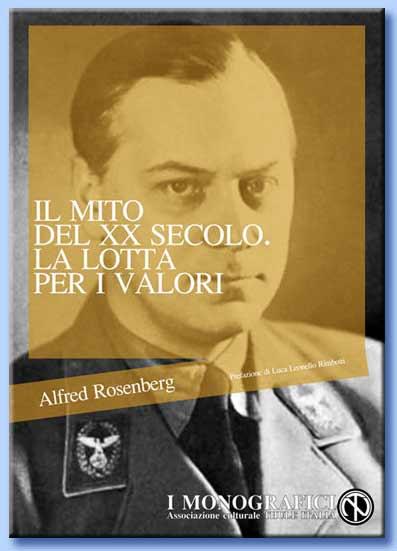 il mito del XX secolo - alfred rosenberg