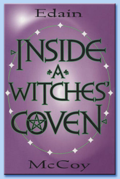 inside a witche's coven