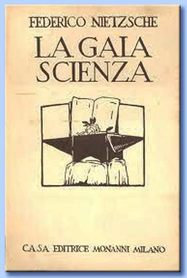 la gaia scienza - nietzsche