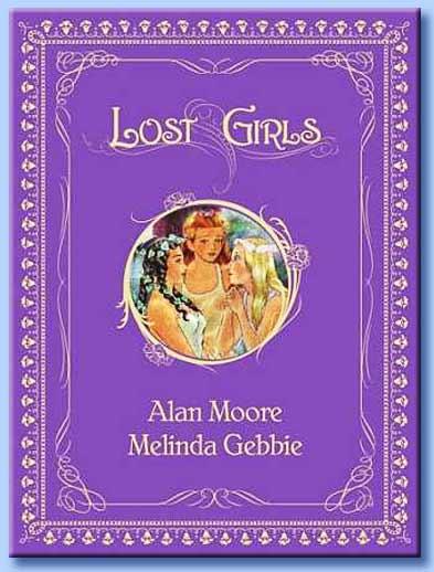 lost girls - alan moore