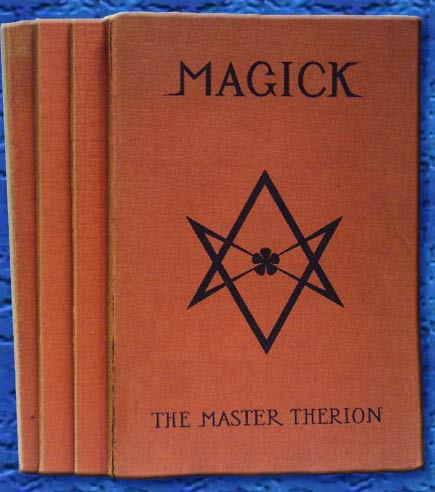 magick master therion