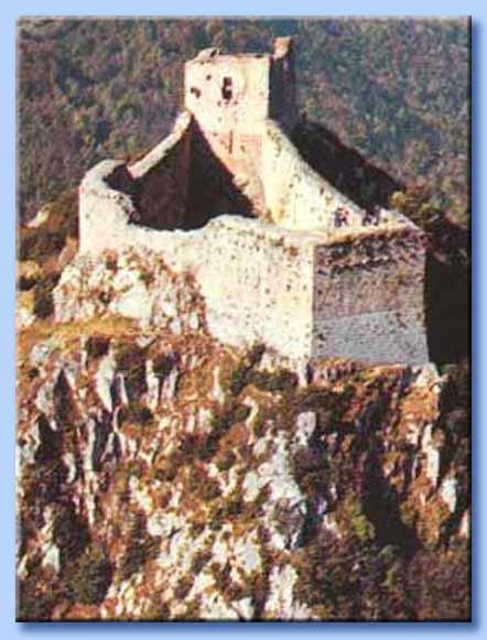 castello di montsègur