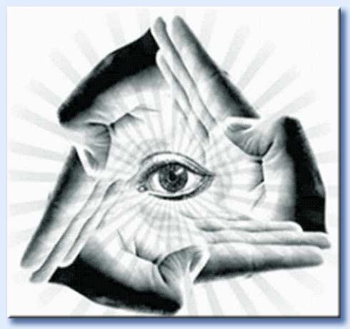 occhio degli illuminati