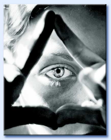 occhio nel triangolo