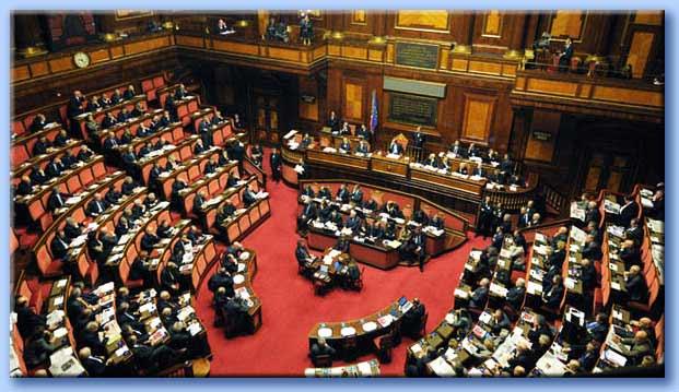 La kabbalah e la filosofia moderna for Parlamento italiano schema