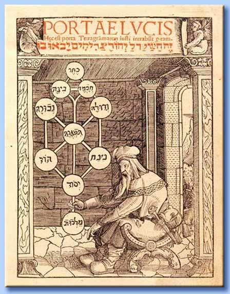 portæ lucis - kabbalah
