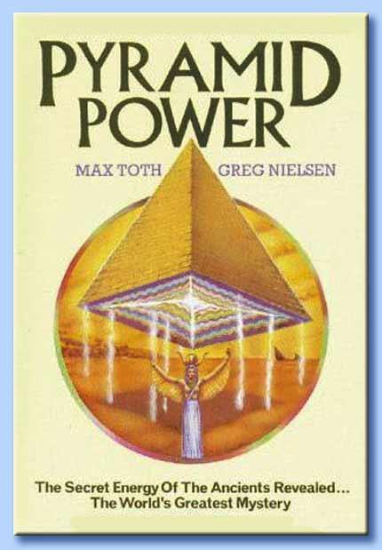 pyramid power - potere della piramide