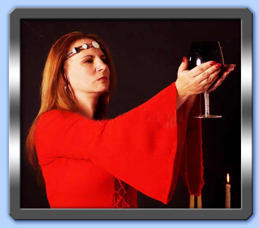 sacerdotessa wicca