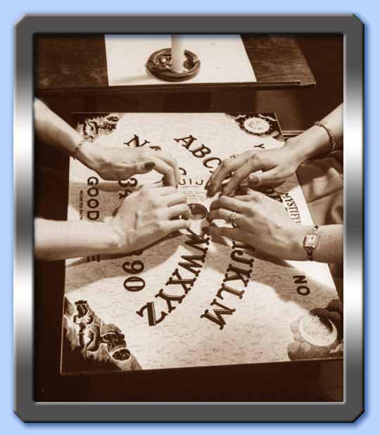 Le tavole ouija - La tavola di ouija ...