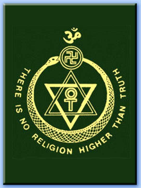 simbolo della società teosofica