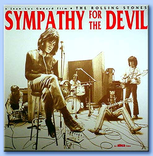 sympathy for the devil - singolo