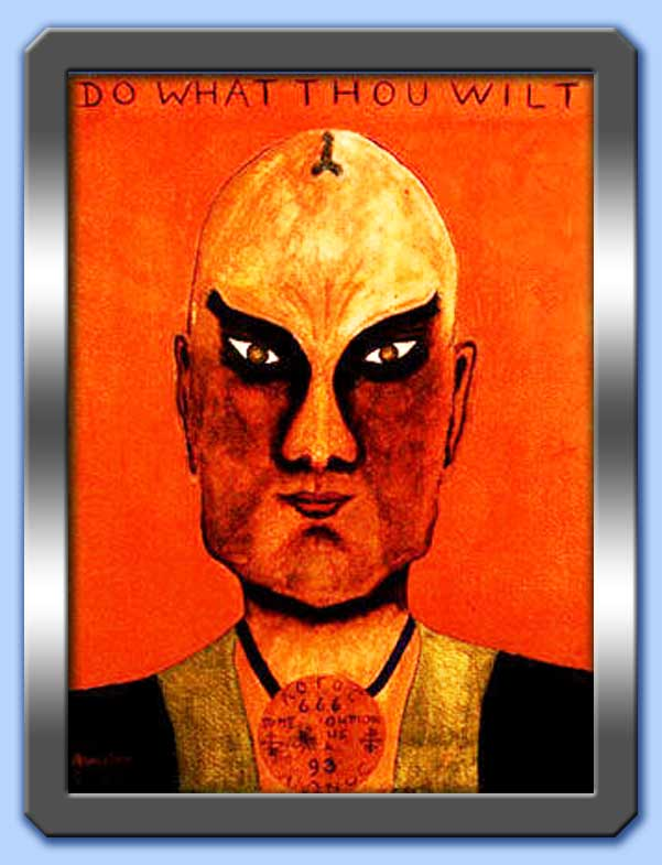 to mega therion - aleister crowley