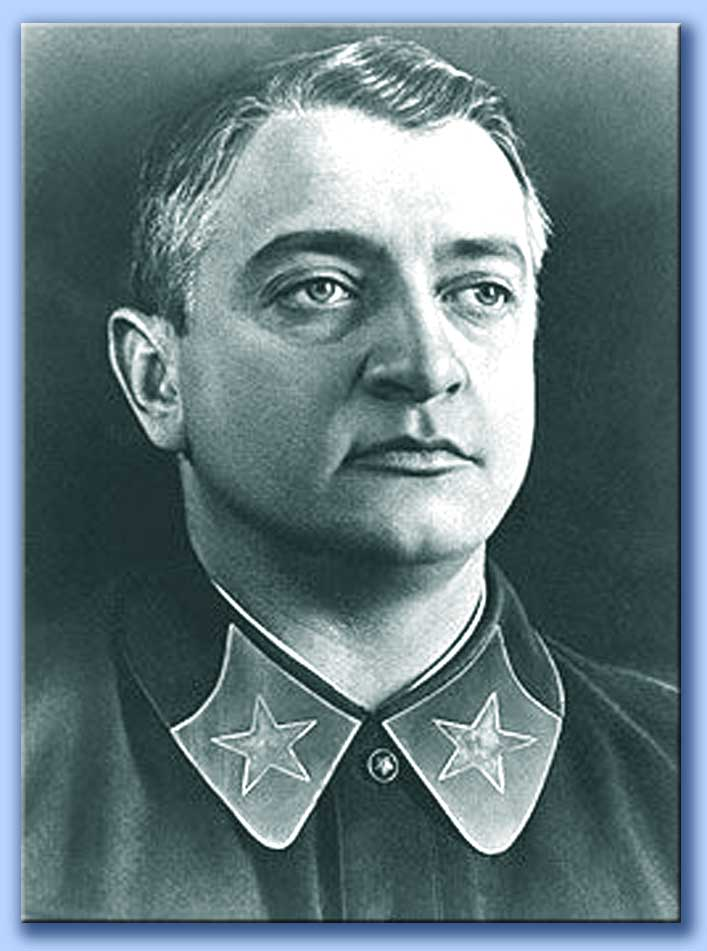 mikhail tukhachevsky