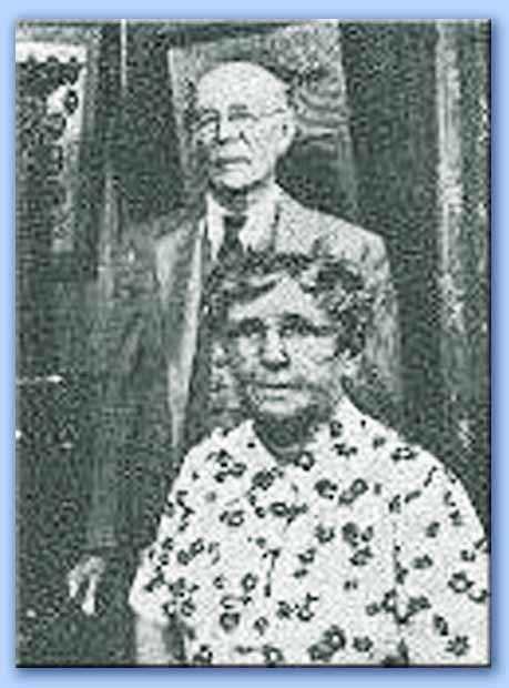 carl a. wickland e moglie
