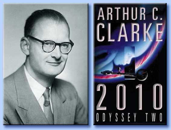 arthur clarke - 2010