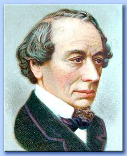 lord benjamin disraeli