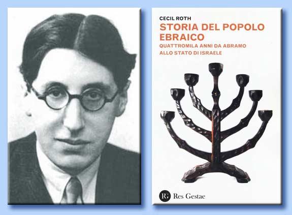 cecil roth - storia del popolo ebraico