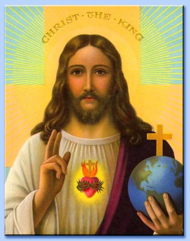 cristo re delle nazioni