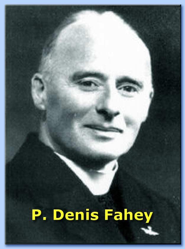 padre denis fahey