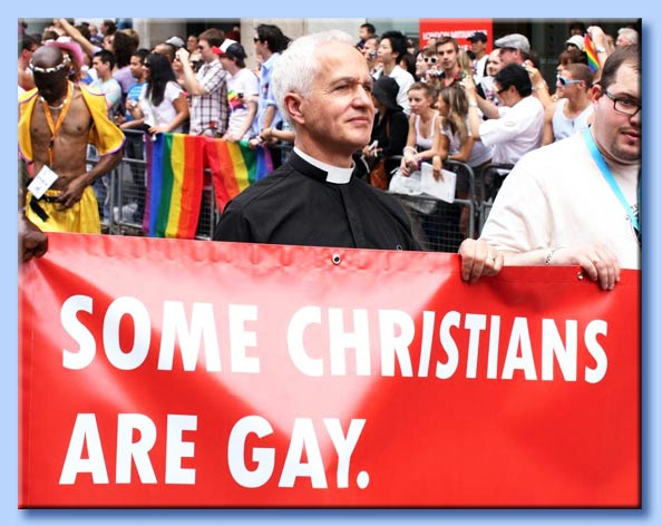 prete pro-gay
