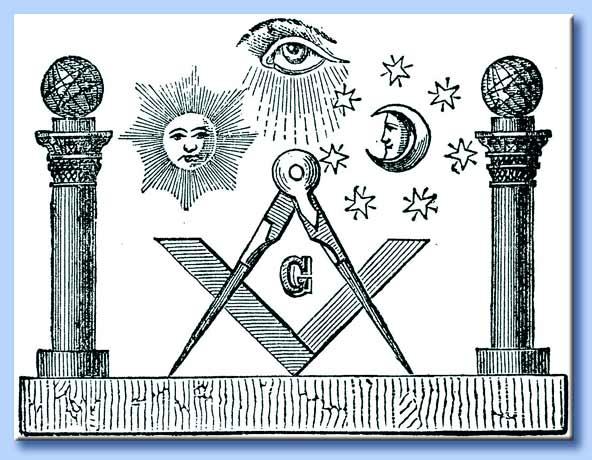 simboli della massoneria