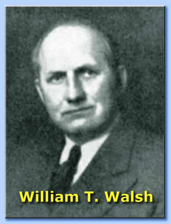 william thomas walsh