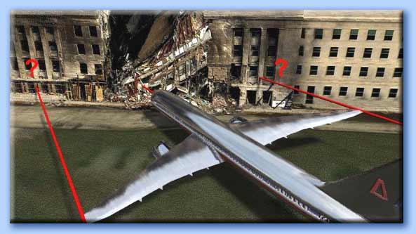 volo 77 american airlines sul pentagono