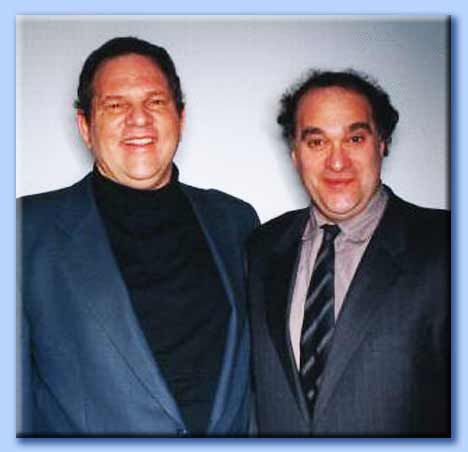 bob e harvey weinstein