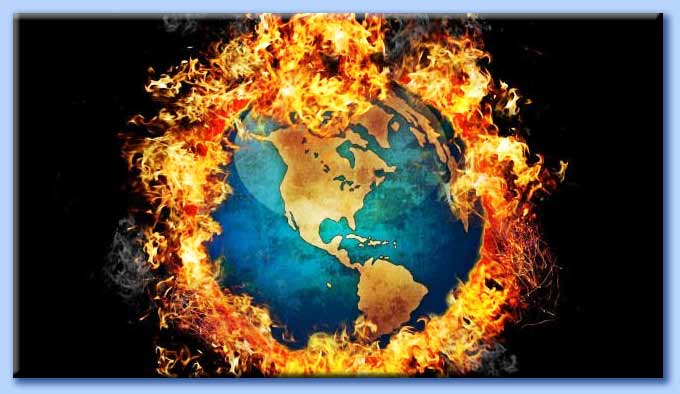 catastrofe climatica - ambientalismo